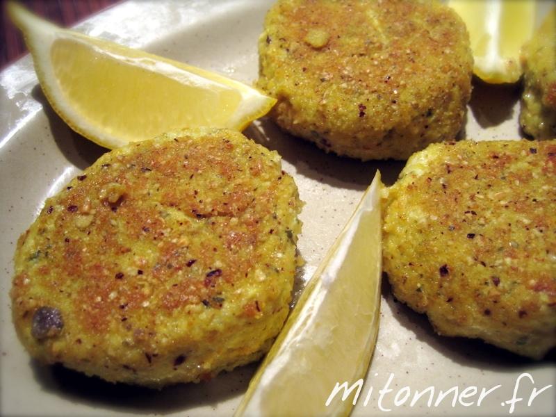 Croquettes de poisson au tofu – Mitonner.fr on