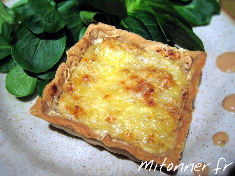 Tartelettes Au Thon Et Aux Champignons Mitonner Fr