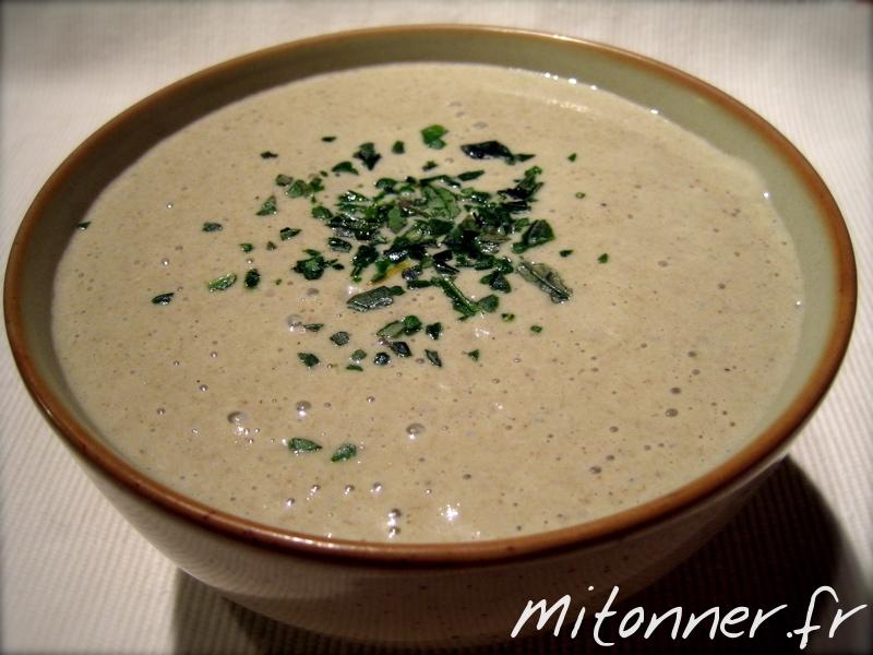 recette soupe de champignons 15 velout de champignons de paris facile et pas cher recette. Black Bedroom Furniture Sets. Home Design Ideas